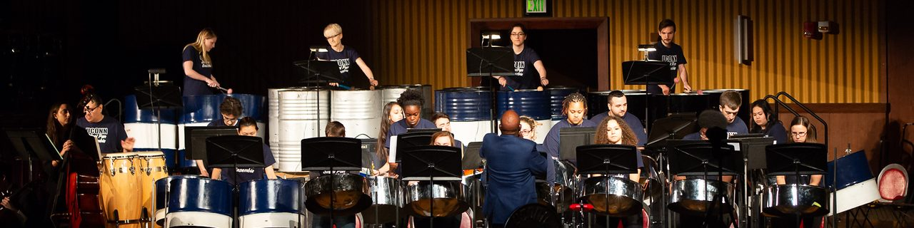 Steel Pan Ensemble