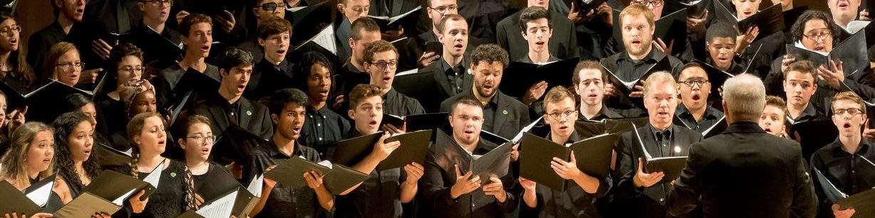 UConn Choirs Home | UConn Music | School of Fine Arts