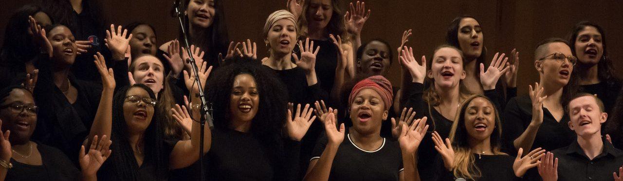 Voices of Freedom Gospel Choir