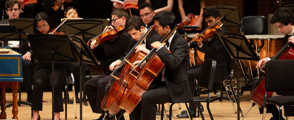 Messiah Sing cellos