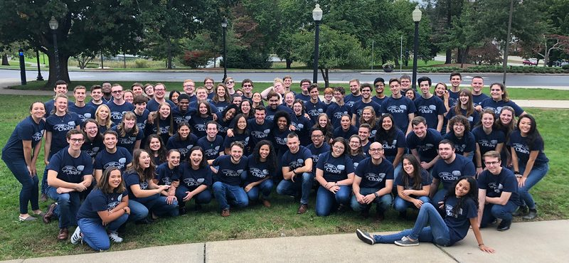 UConn Choirs family weekend